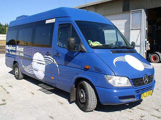 Mercedes-Benz 316CDI Sprinter